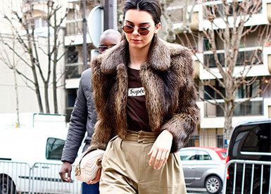 Kendall Jenner Ditched Leggings? We Investigate!