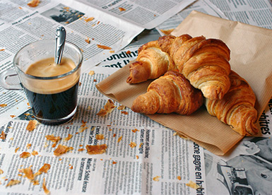 Best of Croissant in Bangkok