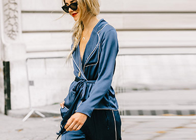 PAJAMAS TREND GUIDE : How to wear it!