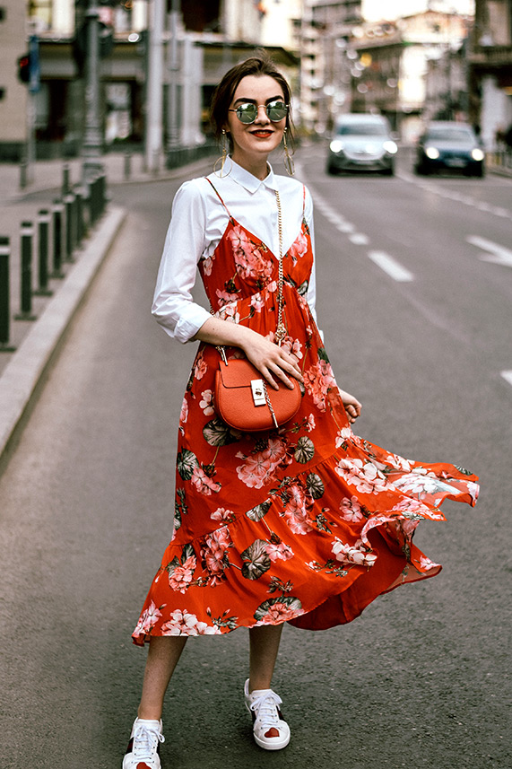 What to wear for Red Fashion in 2018