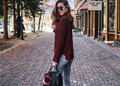 idea to mix&match sweater style