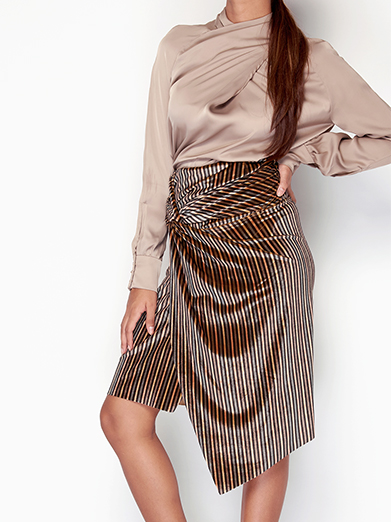 Front Knot Skirt